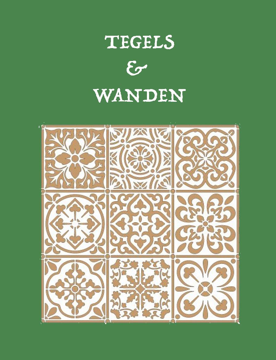 Tegels & Wanden